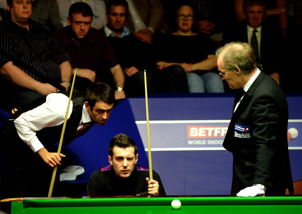 Best Moments Snooker: O'Sullivan, Selby y Scullion