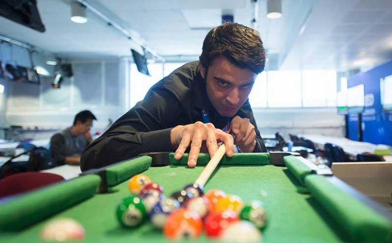 Presentación España Pro Snooker
