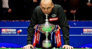 Stuart Bingham. Foto: World Snooker