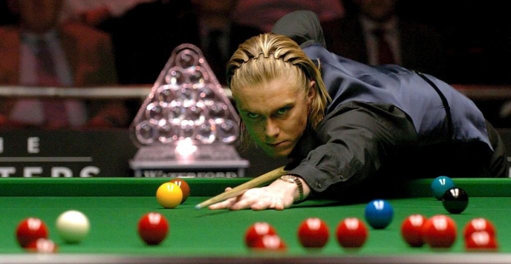 Paul Hunter: 114 Hunderte