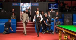 Ronnie O'Sullivan v Craig Steadman, 22/04/2015
