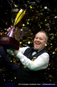 Higgins Open Australia 2015