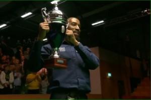Рори Маклауд, campeón del Ruhr Open de 2.015