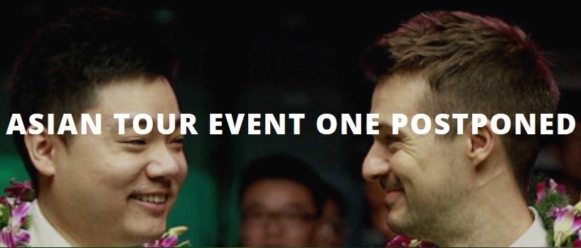 Asian evento da excursão 1