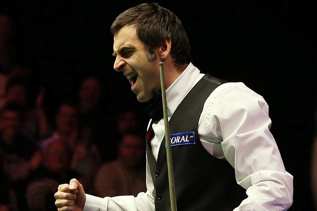 Ronnie O'Sullivan Último 147 UK 2015