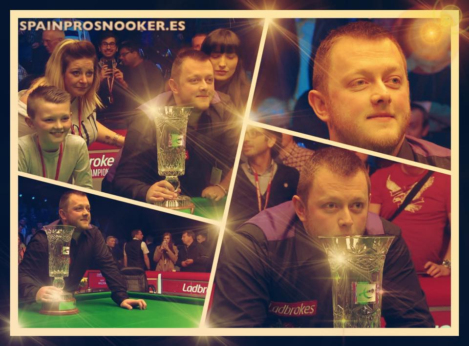 Mark Allen Campeón Players Championship 2016