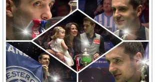 Mark Selby World Championship 2016