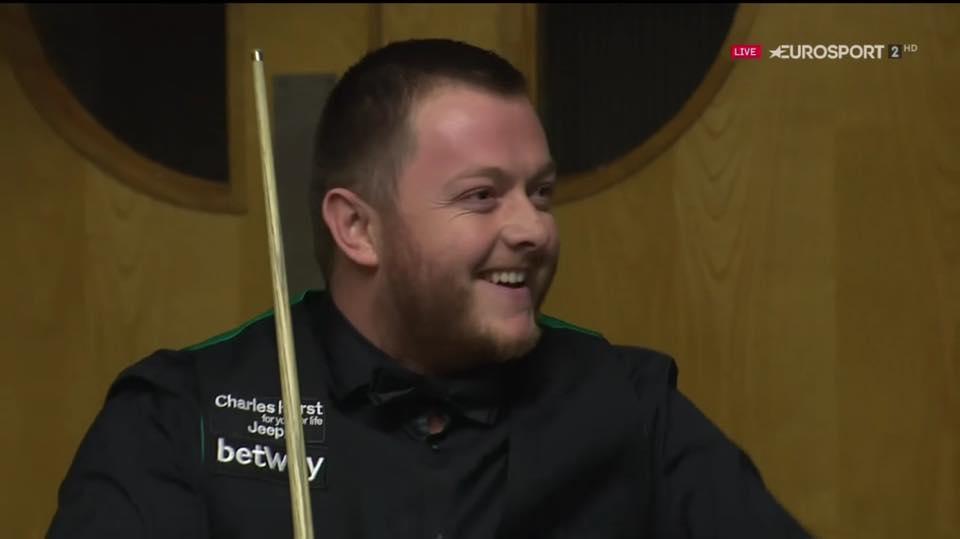 Mark Allen 147 UK Championship 2016