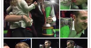 Mark Selby Campeón UK Championship 2016