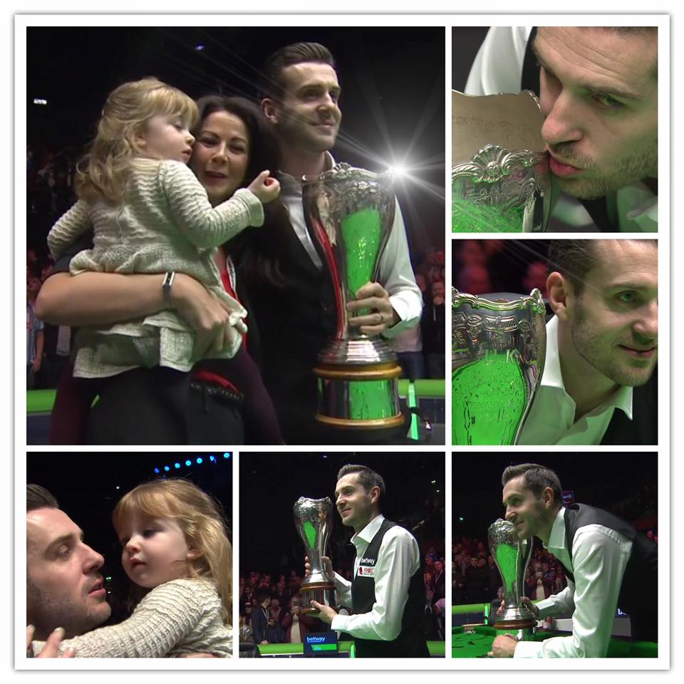 Mark Selby Campeón UK Championship 2016