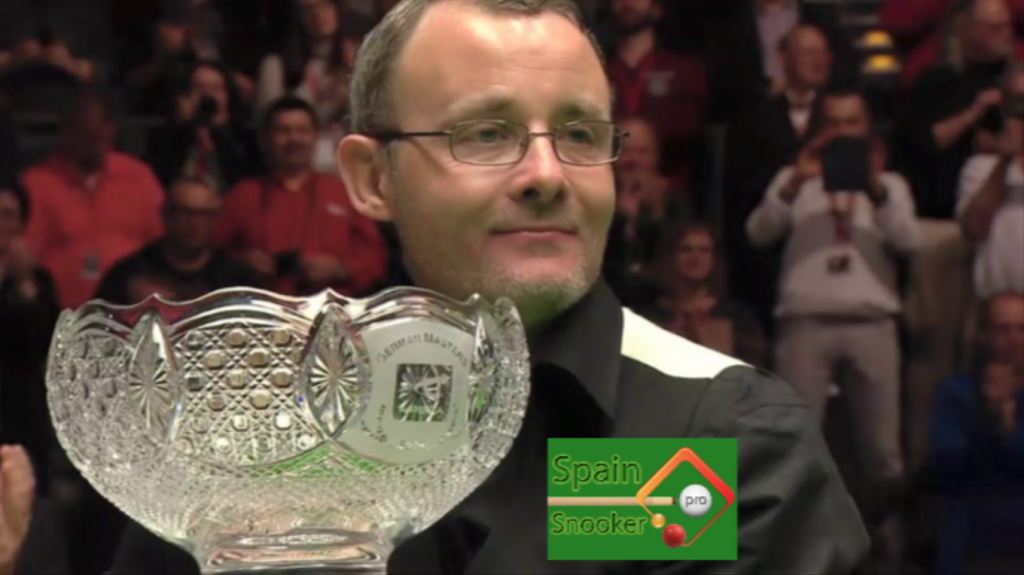 Martin Gould Campeón German Masters 2016