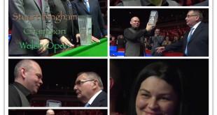 Stuart Bingham Campeón Welsh Open 2017