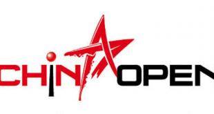 China Open 2018
