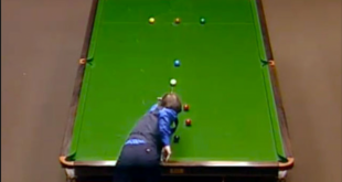 Alex Higgins Break 69