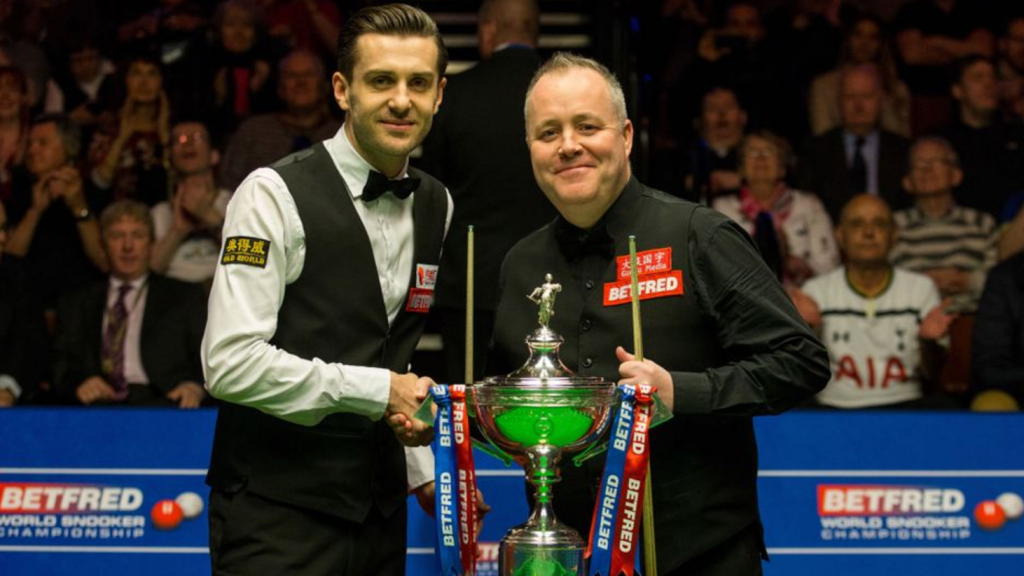 Final Mark Selby v John Higgins