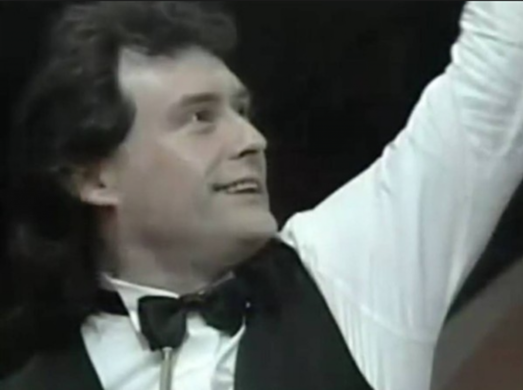 Jimmy White UNA QUATRE SET QUATRE TEATRE CRUCIBLE