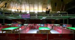 Riga Masters 2017 Clasificatorias