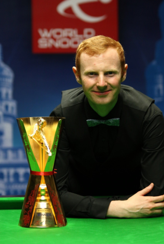 Anthony McGill Campeón India Open 2016