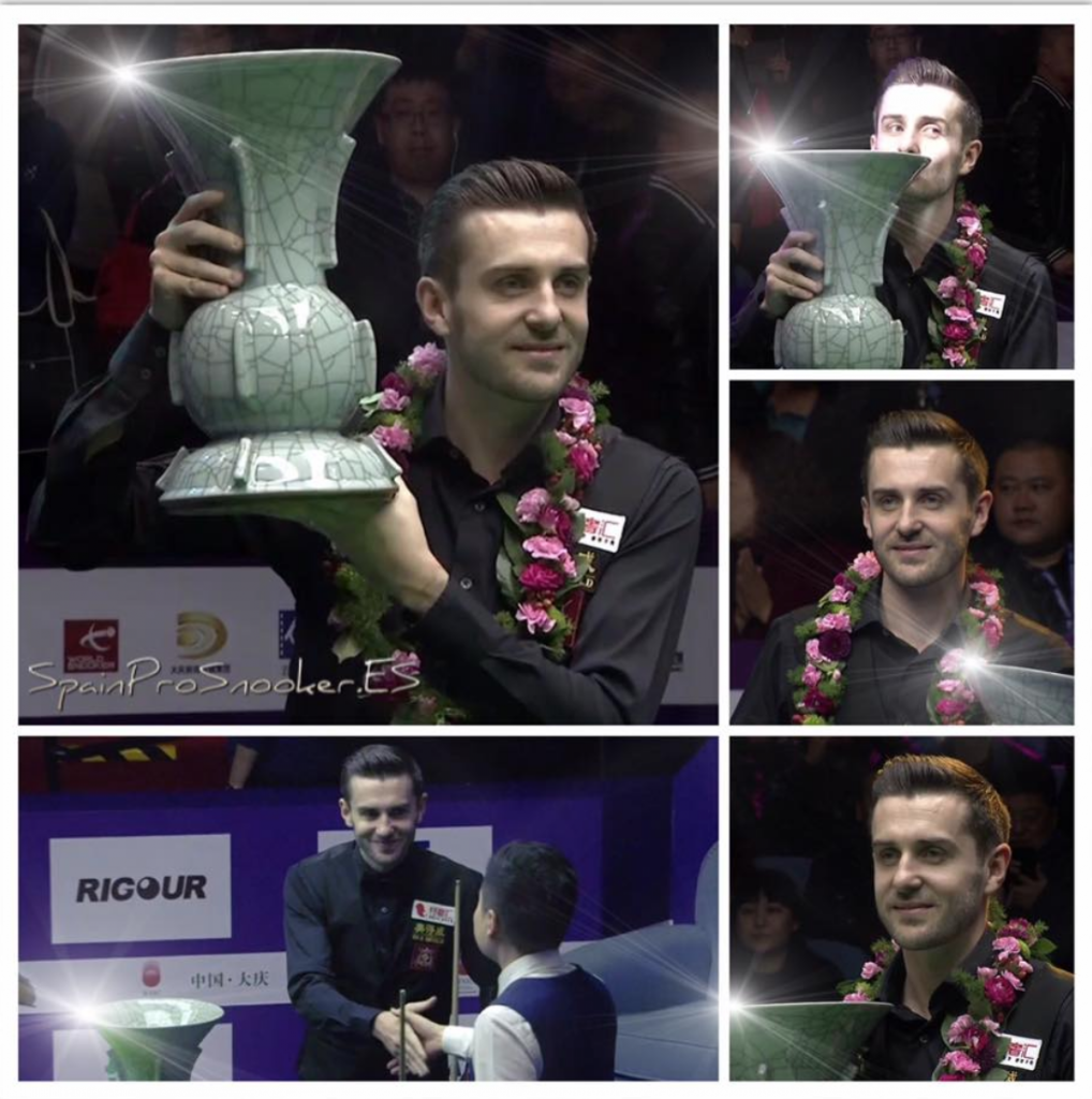 Mark Selby Campeón International Championship 2016