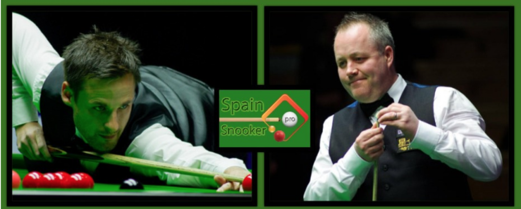 David Gilbert v John Higgins  Final International Championship 2015