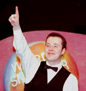 Johnn Higgins World Champion 1998 ( Eric Whitehead)