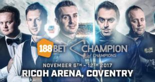 Champion of Champions 2017