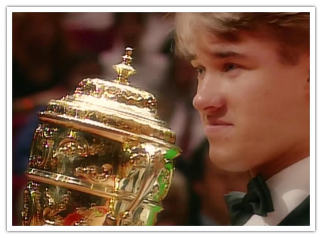 Stephen Hendry Campeón Masters 1992