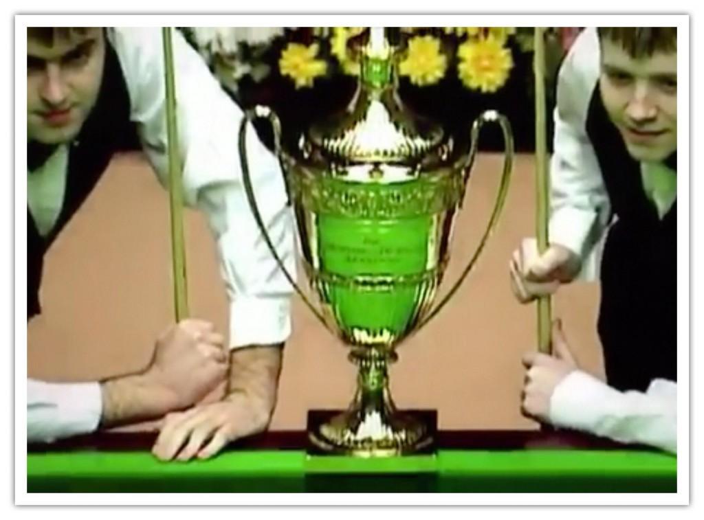 Ronnie O'Sullivan v John Higgins  Final Masters 1995