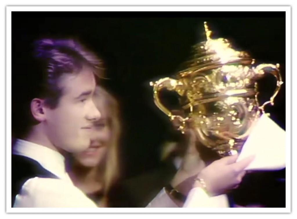 Stephen Hendry Campeón Masters 1989