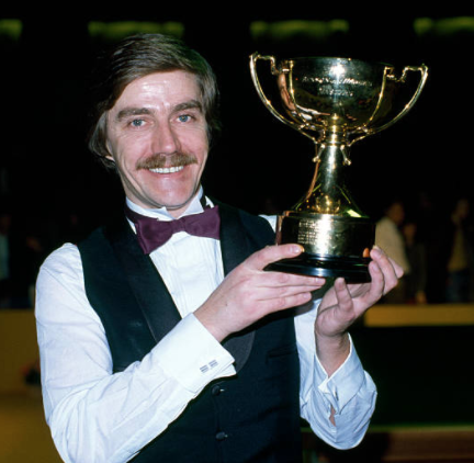 Cliff Thorburn Campeón Masters 1983