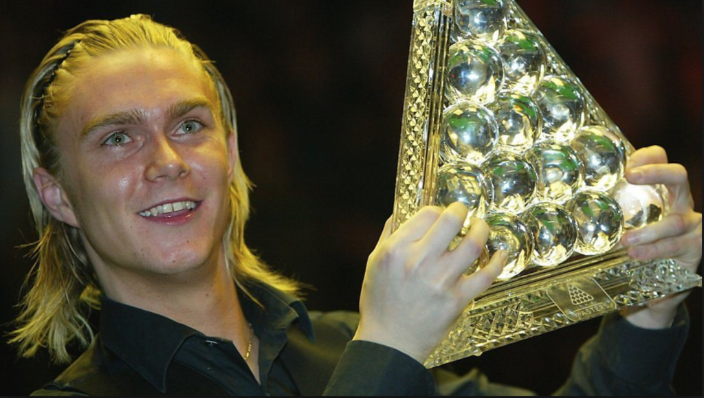 Paul Hunter (1.978-2.006) Mestrado Campeão Tri (2001/02/04)
