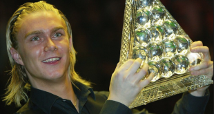 Paul Hunter (1.978-2.006) Tri Campeón Masters (2001/02/04)