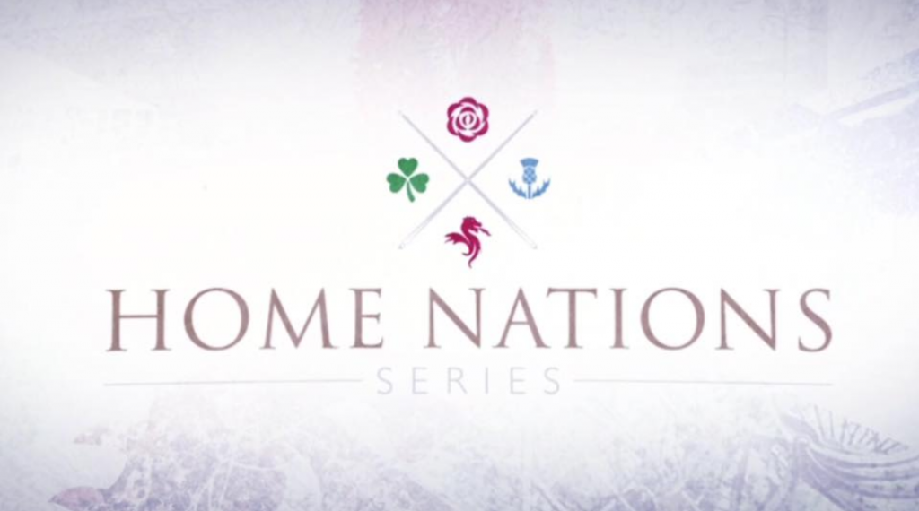 Home Nations Series Galês Aberto 2018