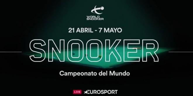 Imagen Eurosport.es  World Championship 2018