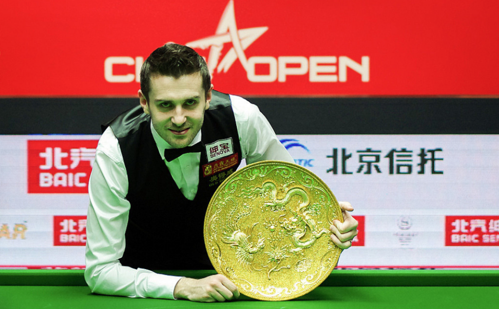 Mark Selby Campeón China Open 2017
