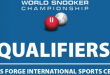 World Championship Qualifiers 2018