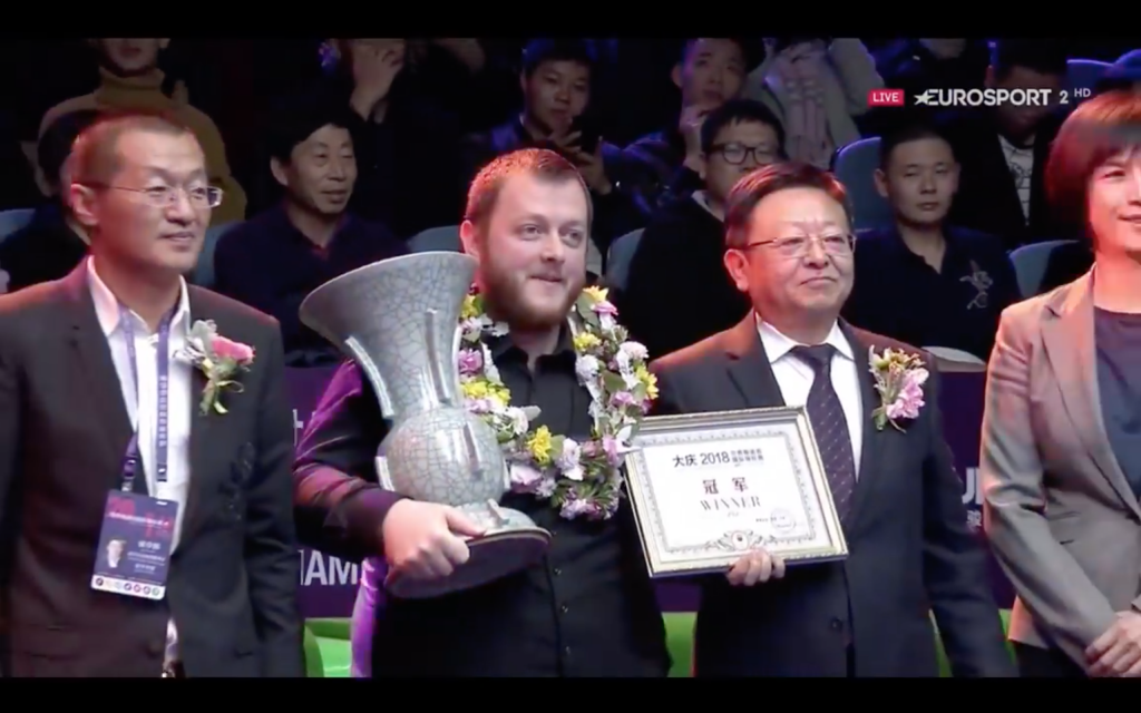 Mark Allen Campeón IC 2018