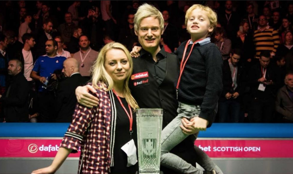 Neil Robertson Campeón Scottish Open 2017