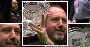 Mark Williams Campeón German Masters 2018