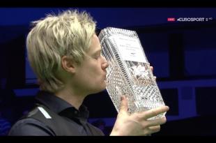 Neil Robertson Campeón Welsh Open 2019