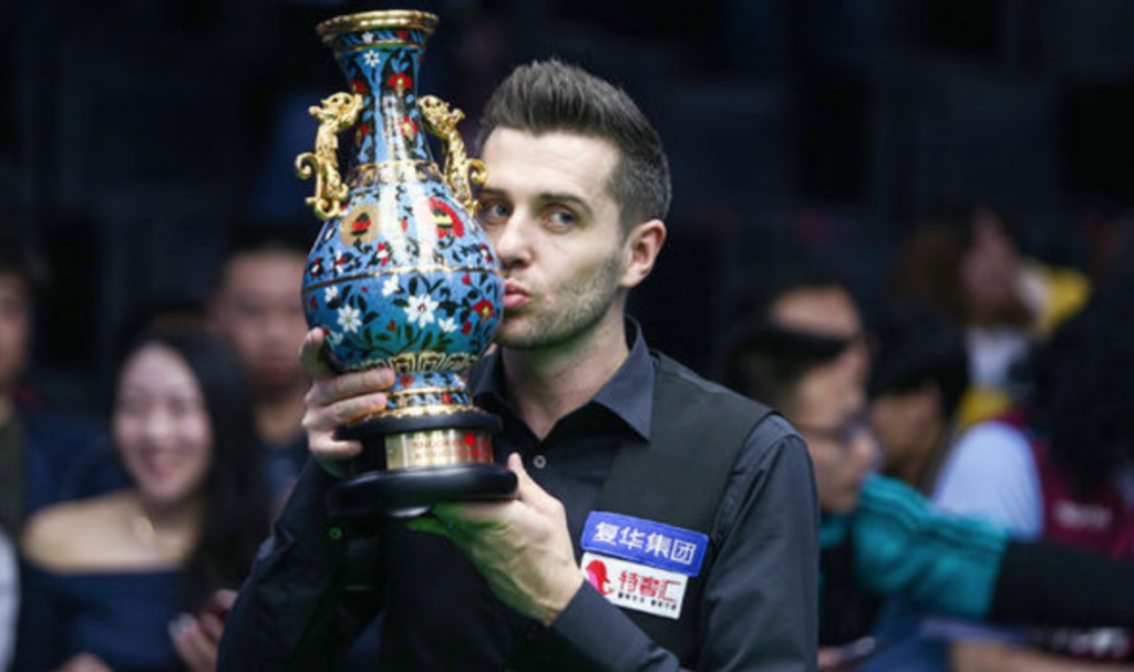 Mark Selby Campeón China Open 2018