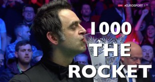 RONNIE O'SULLIVAN CAMPEÓN PLAYERS CHAMPIONSHIP 2018 Y 2019