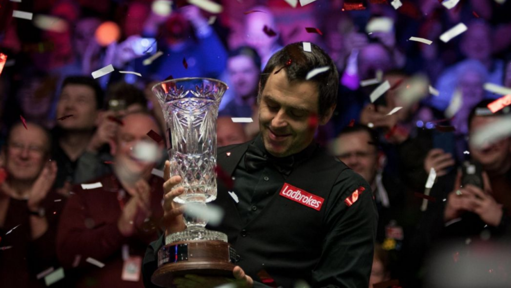 Ronnie O'Sullivan Campeón Players Championship 2018