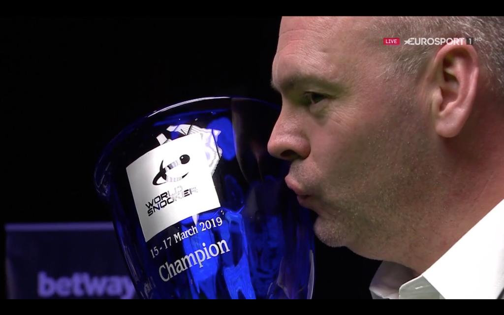 Stuart Bingham Campeón Gibraltar Open 2019