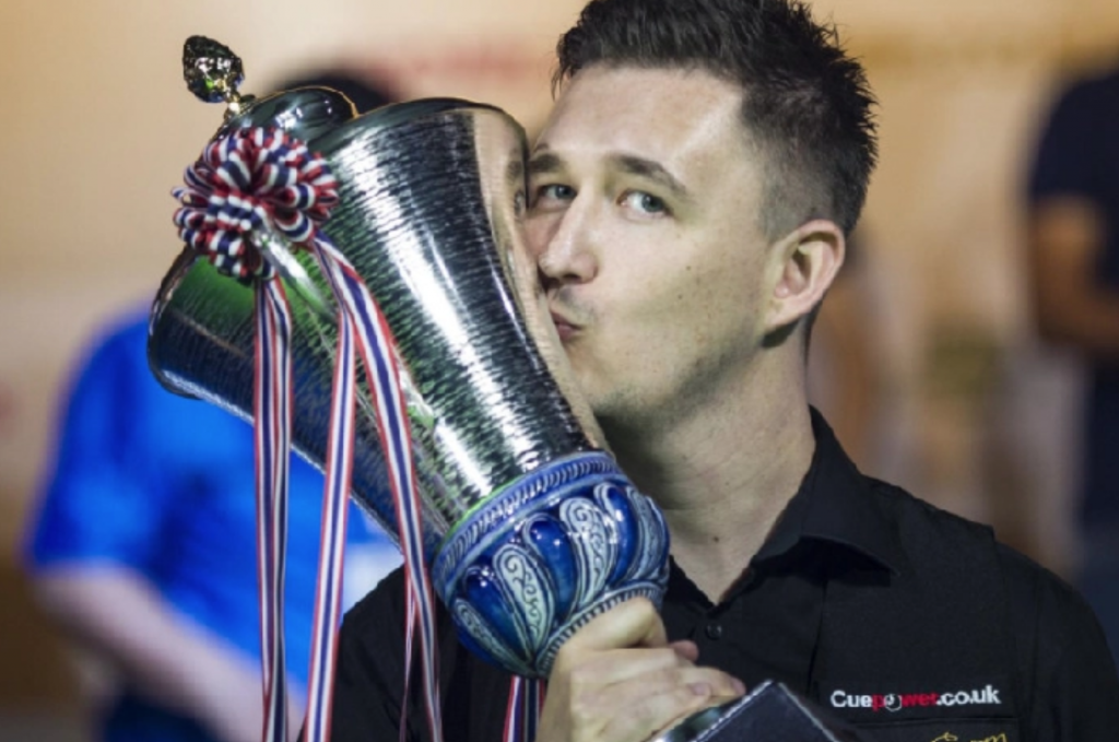 Kyren Wilson Campeón 6 Red World Championship 2018