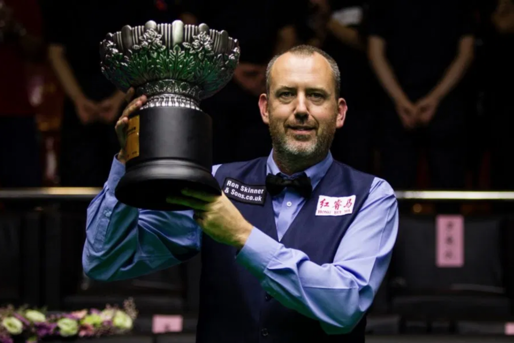 Mark Williams Campeón World Open 2018