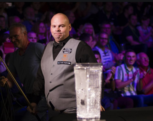 Stuart Bingham Campeón English Open 2018