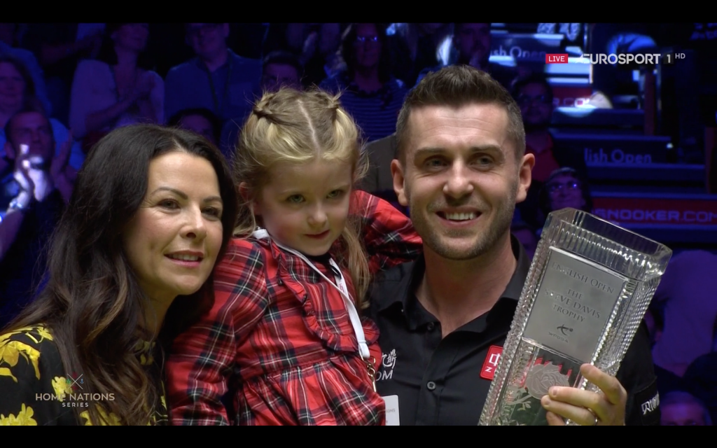 Mark Selby Campeón English Open 2019