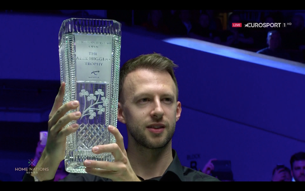 JUDD TRUMP CAMPEÓN NORTHERN IRELAND OPEN 2019