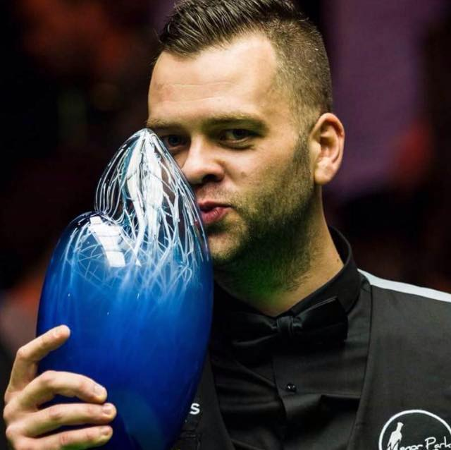 Jimmy Robertson Campeón European Masters 2018